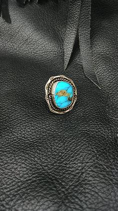 Vintage Turquoise Ring