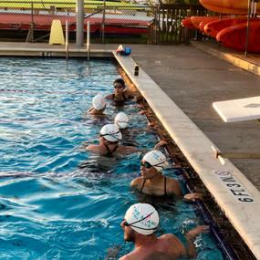 Pool Swims