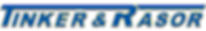 Tinker Rasor Blue yellow logo