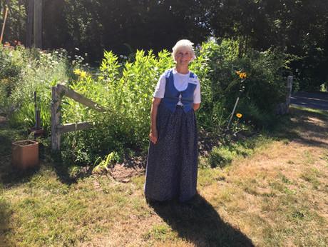 Josiah Dennis Manse Mary's Garden.JPG