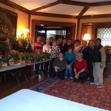 Fairbanks Garden Club of Dedham