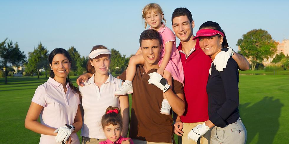 Family & Friends Team Scramble Tournament