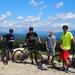 Link up mountain biking 2- you can pick