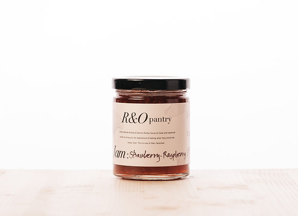 R&O Pantry, Strawberry Raspberry Jam