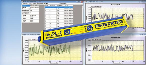 DL-1 Data Logger CP Instrument