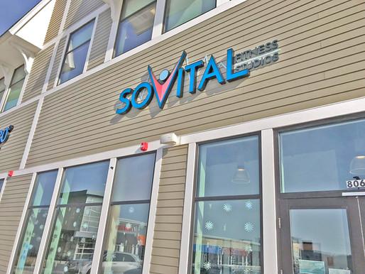 SoVital Fitness Studios 1-Year Anniversary Open House