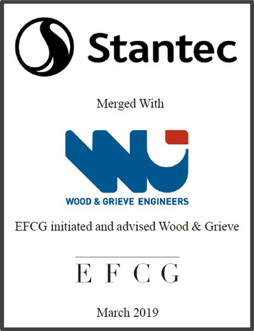 Stantec, Wood & Grieve Engineers, EFCG