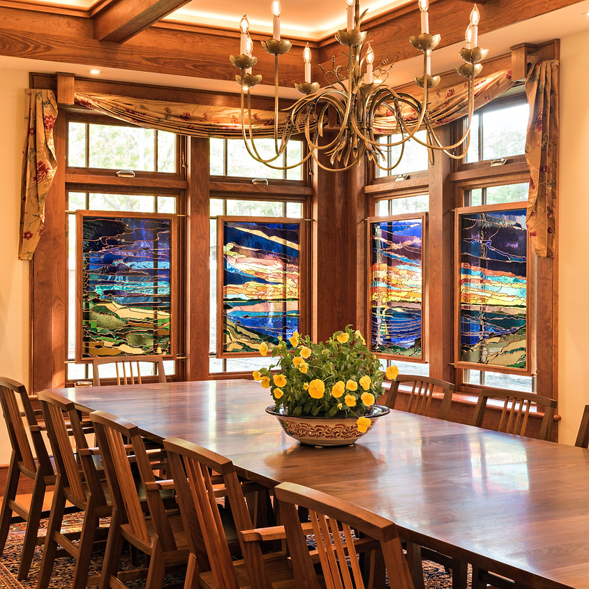 The Art-full Home with Debbie Oakes of Aline Interiors