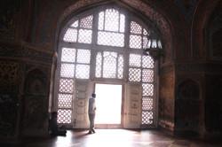 Doorway Gaze