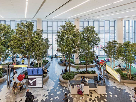 LaGuardia Terminal Project is First to Go 'Platinum'