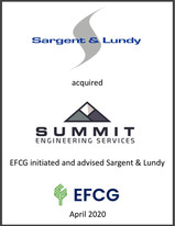 Sargent & Lundy, Summit Engineering Services, EFCG