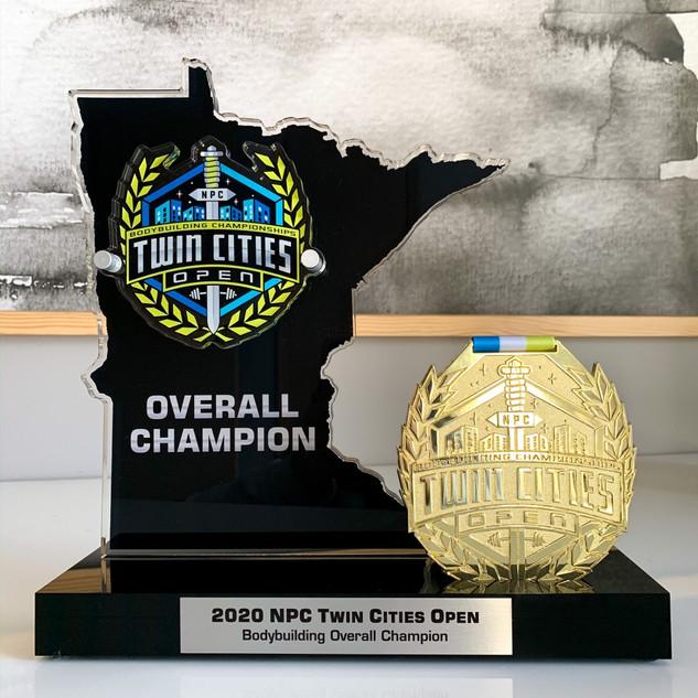 NPC Twin Cities Open Award