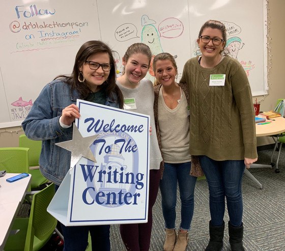 Meet the Newest Friendly Faces of the Writing Center | Part Two