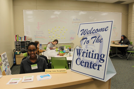 Why Good Writers Should Still Visit the Writing Center