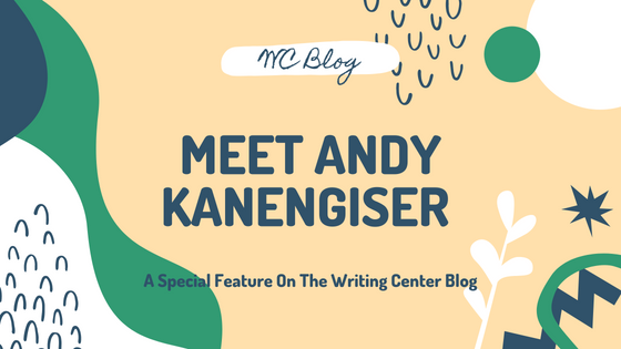 Meet Andy Kanengiser