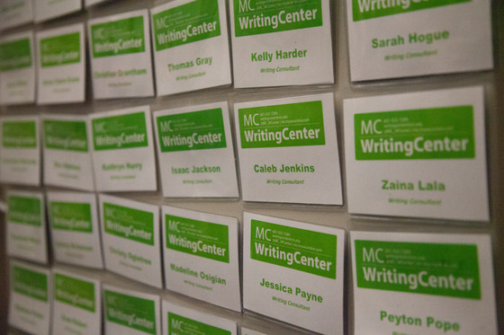Meet the Newest Friendly Faces of the Writing Center | Part One