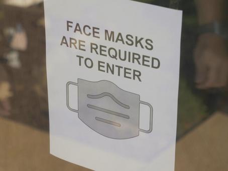 Um britânico foi sentenciado a 6 semanas de prisão em Singapura por não usar máscara.