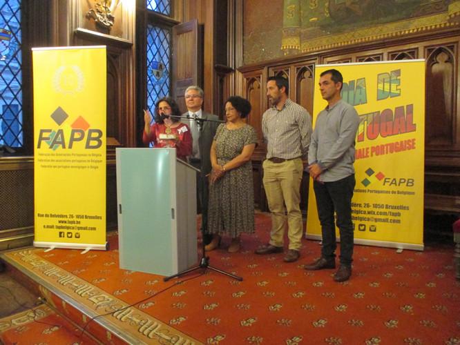 Les répresentants des président.e.s des associations et clubs fédérés à la FAPB saluent le bon score du gouvernement du Portugal, notamment dans le domaine scientifique, de la technologie en relation directe avec l'enseignement supérieur et la qualification des jeunes