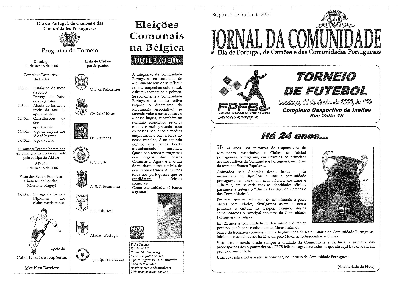 2006 Jornal da Comunidade