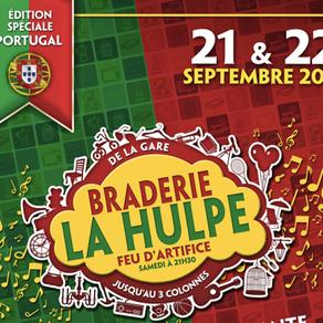 Le Portugal à La Hulpe, 21/22 septembre, c'est avec les associations et clubs de la FAPB