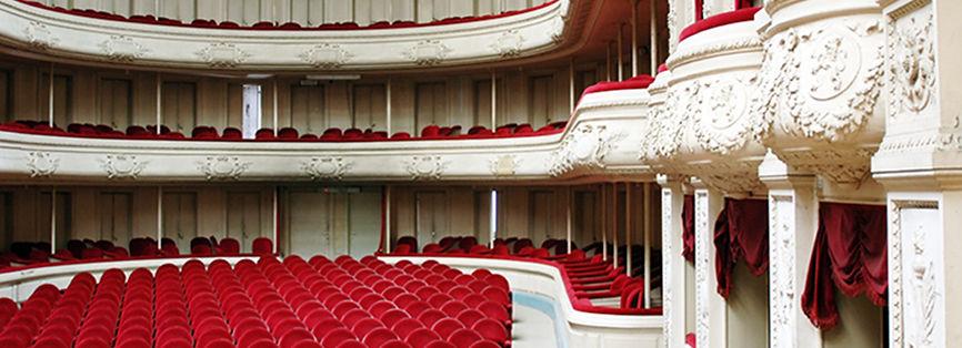 La grande salle (2) - Conservatoire royal de Bruxelles