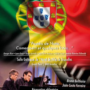 podcast Bruno Belthoise, sobre o Concerto de Encerramento Dia de Portugal 2019 Bélgica