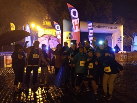 Brussels Night Run 22 set 2018