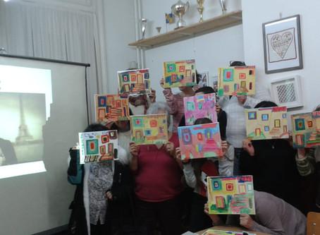 """""""La petite maison claire - paysage"""": atelier de peinture """"Amadeo de Souza-Cardoso"""" à"""