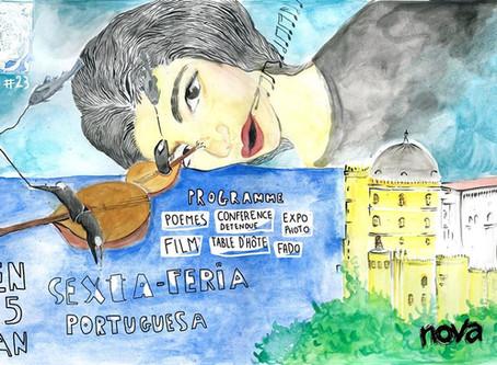 Soirée portugaise le 25 janvier au Cinema Nova - invite le Medex-musée éphémère de l'exil