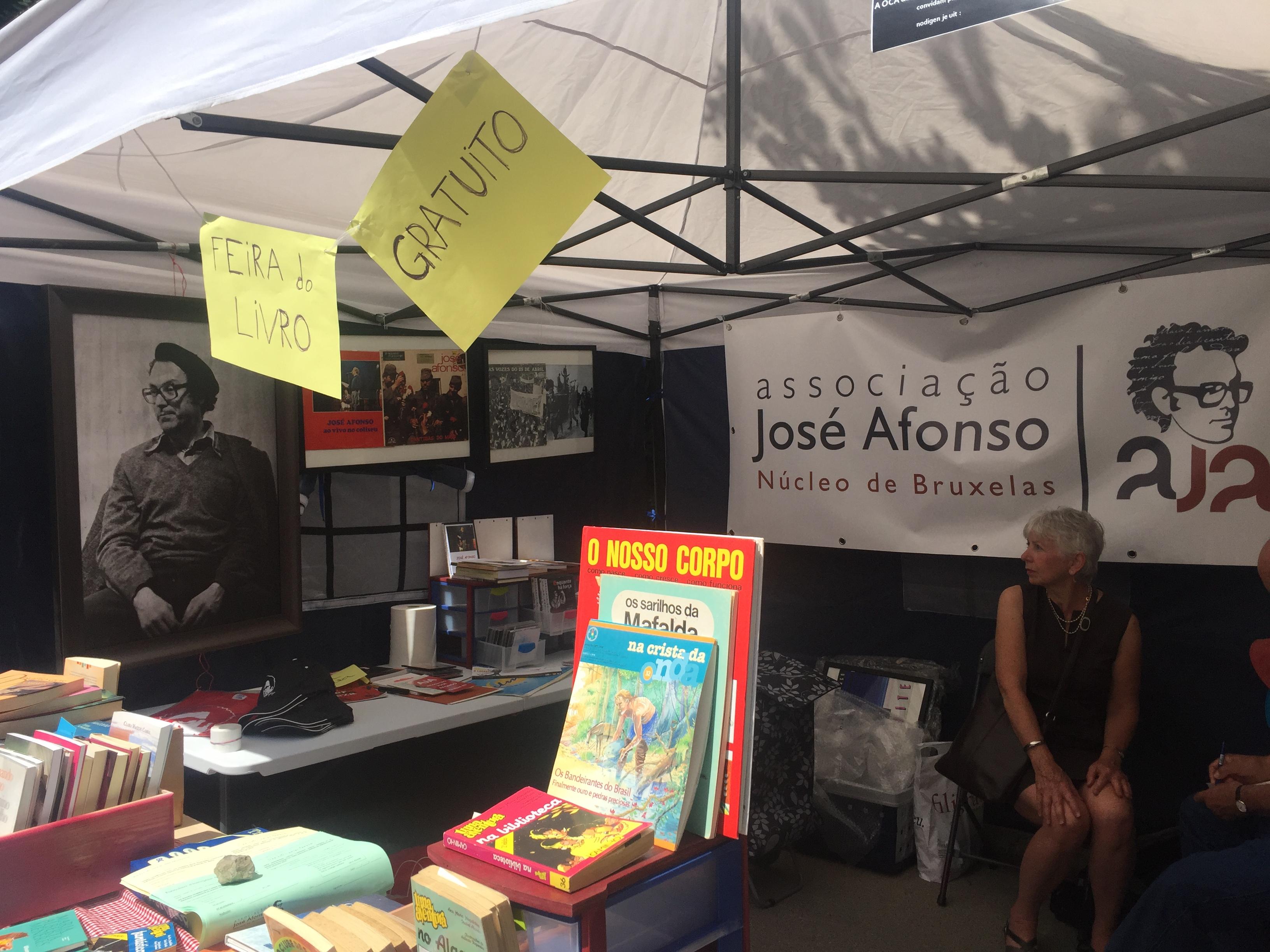 feira do livro gratuito