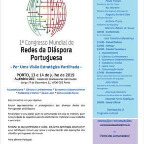 13/07/2019 Associações e Clubes da Bélgica (FAPB) presentes no Congresso do Porto