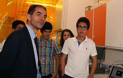 Ministro Manuel Heitor, da Ciência, Tecn