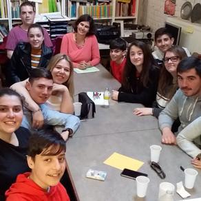 (Bruxelas) no Dia do Estudante   Workshop FAPB/APEB de Capacitação para Jovens Associativos