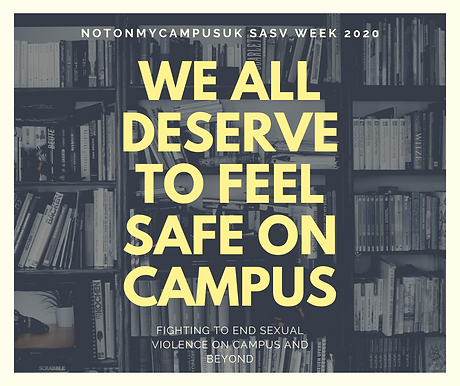 We all deserve to feel safe on campus.pn
