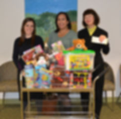 PBKNY's Annual Holiday Toy Drive
