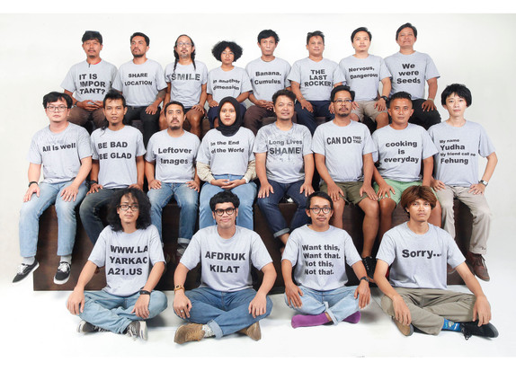 Identity T-shirts Project