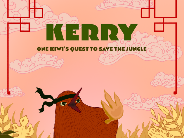 Kerry the Kiwi