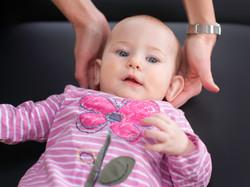 Chiropractor paediatric baby care
