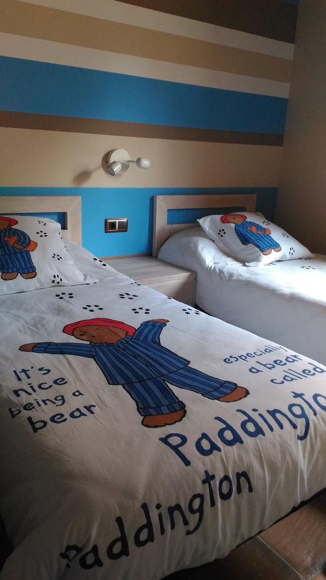 Dormitorio Infantil WW