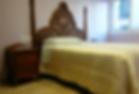 Dormitorio Vintage Tallado