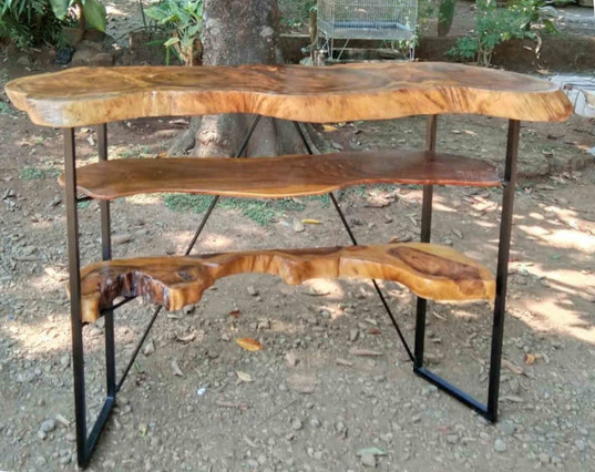 KU-2106-01 consola-rustica-industrial-a medida-madera-suar-hierro_colonnialgallery.jpg