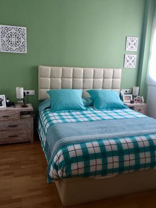 Dormitorio Blanco Decapado