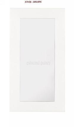 Espejo Blanco New White 150
