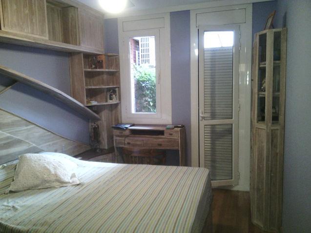 Dormitorio de Teca WW