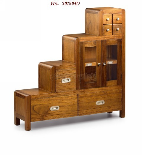 Mueble Escalera Colonial 4