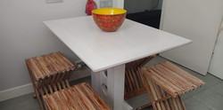 Mesa Auxiliar para la Cocina