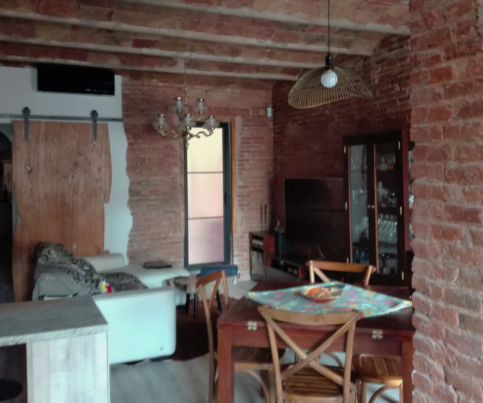 Comedor Colonial Loft