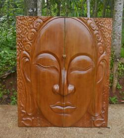 gi-1709-10 Talla Cara Buda