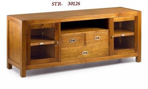 Mueble TV Colonial Star 150 3Caj
