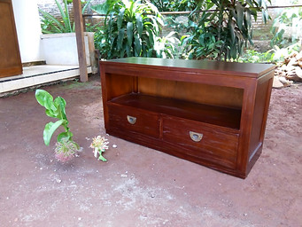 Mueble TV Colonial Rustic